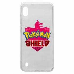 Чохол для Samsung A10 Pokemon shield