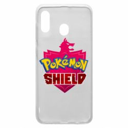 Чохол для Samsung A30 Pokemon shield