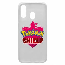 Чохол для Samsung A40 Pokemon shield