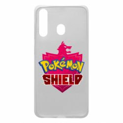 Чохол для Samsung A60 Pokemon shield