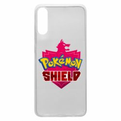 Чохол для Samsung A70 Pokemon shield