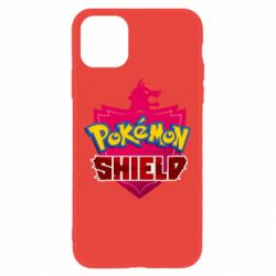 Чохол для iPhone 11 Pokemon shield