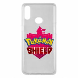 Чохол для Samsung A10s Pokemon shield