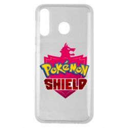 Чохол для Samsung M30 Pokemon shield