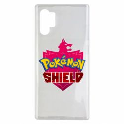Чохол для Samsung Note 10 Plus Pokemon shield