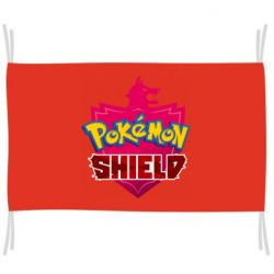 Прапор Pokemon shield