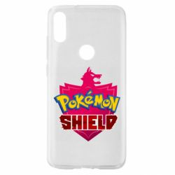 Чохол для Xiaomi Mi Play Pokemon shield