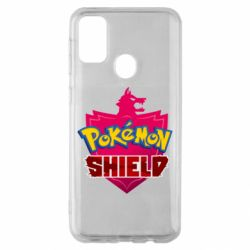 Чохол для Samsung M30s Pokemon shield