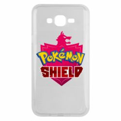 Чохол для Samsung J7 2015 Pokemon shield