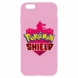 Чохол для iPhone 6 Plus/6S Plus Pokemon shield