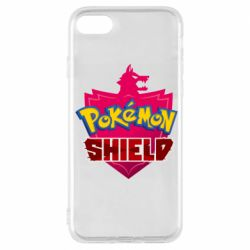 Чохол для iPhone 7 Pokemon shield