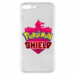 Чохол для iPhone 7 Plus Pokemon shield