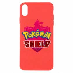 Чохол для iPhone X/Xs Pokemon shield