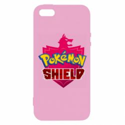 Чохол для iphone 5/5S/SE Pokemon shield
