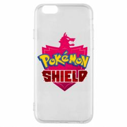 Чохол для iPhone 6/6S Pokemon shield
