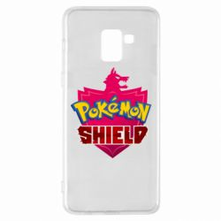 Чохол для Samsung A8+ 2018 Pokemon shield