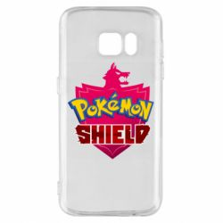 Чохол для Samsung S7 Pokemon shield