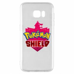 Чохол для Samsung S7 EDGE Pokemon shield