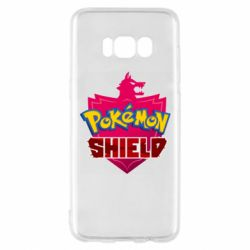Чохол для Samsung S8 Pokemon shield