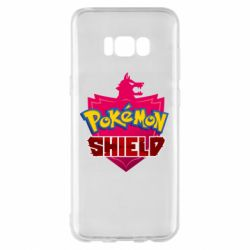 Чохол для Samsung S8+ Pokemon shield