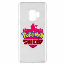 Чохол для Samsung S9 Pokemon shield