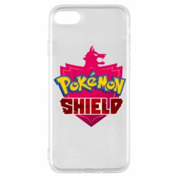 Чохол для iPhone 8 Pokemon shield