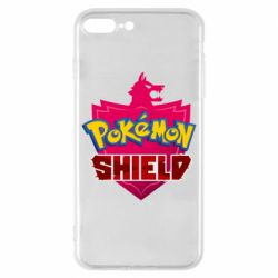 Чохол для iPhone 8 Plus Pokemon shield