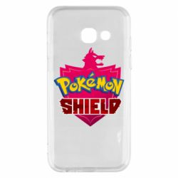 Чохол для Samsung A3 2017 Pokemon shield