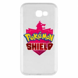 Чохол для Samsung A7 2017 Pokemon shield