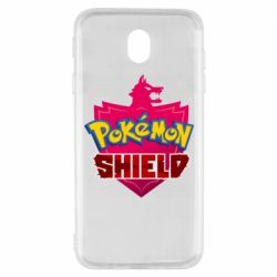 Чохол для Samsung J7 2017 Pokemon shield