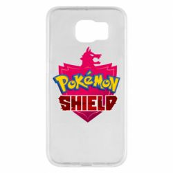 Чохол для Samsung S6 Pokemon shield