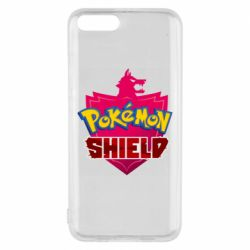 Чохол для Xiaomi Mi6 Pokemon shield
