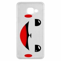 Чохол для Samsung A3 2016 Pokemon Smile