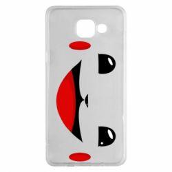 Чохол для Samsung A5 2016 Pokemon Smile