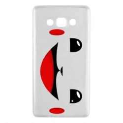 Чохол для Samsung A7 2015 Pokemon Smile