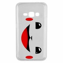 Чохол для Samsung J1 2016 Pokemon Smile