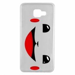 Чохол для Samsung A7 2016 Pokemon Smile