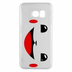 Чохол для Samsung S6 EDGE Pokemon Smile