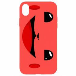 Чохол для iPhone XR Pokemon Smile