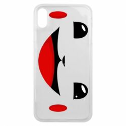 Чохол для iPhone Xs Max Pokemon Smile