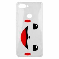 Чохол для Xiaomi Mi8 Lite Pokemon Smile
