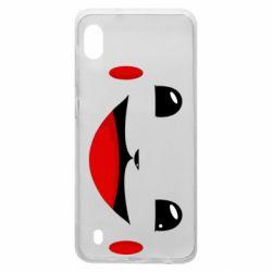 Чохол для Samsung A10 Pokemon Smile