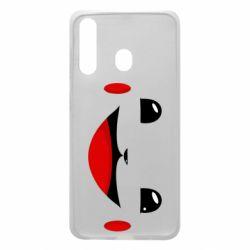Чохол для Samsung A60 Pokemon Smile
