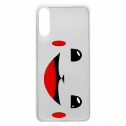 Чохол для Samsung A70 Pokemon Smile