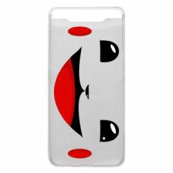 Чохол для Samsung A80 Pokemon Smile