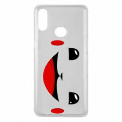 Чохол для Samsung A10s Pokemon Smile
