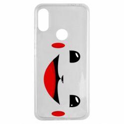Чохол для Xiaomi Redmi Note 7 Pokemon Smile