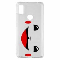 Чохол для Xiaomi Redmi S2 Pokemon Smile