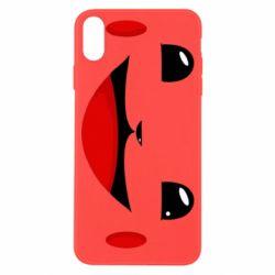 Чохол для iPhone X/Xs Pokemon Smile