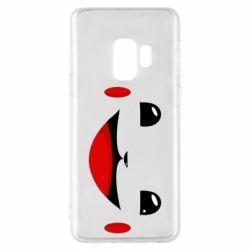 Чохол для Samsung S9 Pokemon Smile